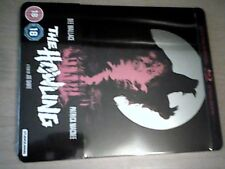 The Howling LIMITED EDITION Steelbook (Blu Ray) NEW SEALED