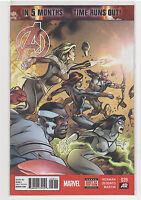 Avengers (Volume 5) #39 Captain America Wolverine Hulk Iron Man Spiderman 9.6
