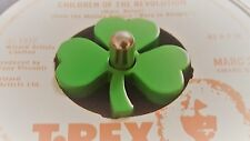 Irish Shamrock 45 RPM adaptor for centre hole spindle