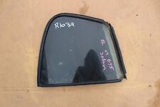 07-09 INFINITI G35 SEDAN REAR LEFT CORNER GLASS R1039