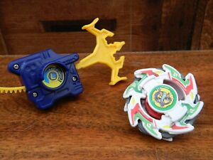 Beyblade Dragoon G w/ Rip Cord and Launcher