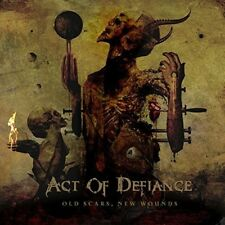 Act Of Defiance - Old Scars, New Wounds [New CD]
