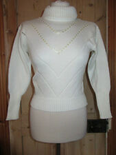 Women's Acrylic 1980s Vintage Jumpers & Cardigans