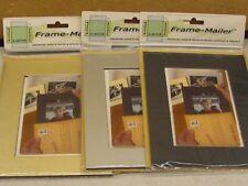 Photo Frame Mailer 4x6 size (TEN individual frames per order)