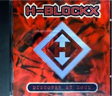 CD H-BLOCKX - Discover My Soul (Sing Sing Records 1996)