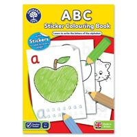 Orchard Toys CB02 ABC Alphabet Colouring Book 24pg Activity Book Children 4yrs+