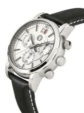 original Mercedes Benz Chronograph Herren Design Arm band uhr  by Swiss made ®