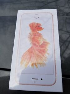 (NEW & SEALED) iPhone 6s -32GB- Rose Gold [METROPCS FREE SIM + FREE OTTERBOX]