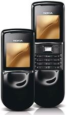 BRAND NEW NOKIA 8800 SIROCCO SIM FREE PHONE - BLUETOOTH - 2MP CAMERA - FM RADIO