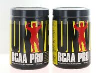 2 PACK UNIVERSAL NUTRITION BCAA Pro Branched-Chain Amino Acid 200 Capsules  (M)