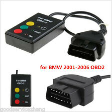 """OBD2 Car Airbag Scan/Oil Service/Inspection Light Reset Diagnostic Tool for BMW"
