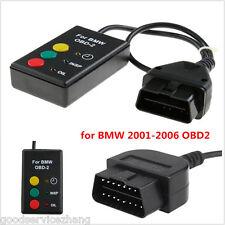 """OBD2 Car Airbag Scan/Oil Service/Inspection Light Reset Diagnostic Tool for BMW"