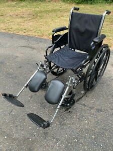 Tracer SX5 Manual Wheelchair with Leg Rests