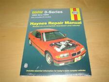 Haynes BMW 3 SERIES E36 Z3 318 323 325 328 i CONVERTIBLE Owners Handbook Manual