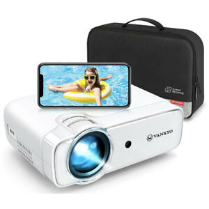 VANKYO Leisure 430W WiFi Projector 1080P Home Theater HDMI USB for iOS/Android