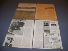 VINTAGE..AERO COMMANDER 112....HISTORY/PHOTOS/DETAILS..RARE! (299N)
