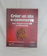 CREER UN SITE E-COMMERCE LE CAMPUS