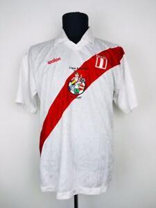 PERU 2004/2006 HOME FOOTBALL SHIRT SPECIAL COPA AMERICA SOCCER JERSEY WALON