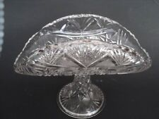 VINTAGE EAPG Early American Pattern Glass BANANA Boat