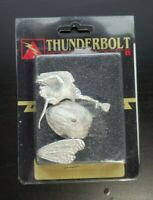NIB Thunderbolt Mountain Miniatures - Fairy on a walnut Shell #7004 - Tom Meier