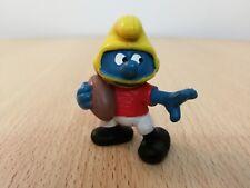 Schleich Smurf 20132 Smurf Rugby Player Smurf