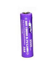GENUINE Efest 18650 2500mAh 35A Battery **UK SELLER**