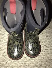 Toddler Boys Size 8 Bogs, Waterproof Boots