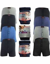 Multi Pack Mens Billy Cotton Boxer Shorts Trunks Underwear- Assorted Colours 6xl 9