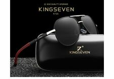 Polarized Aviator Driving Sunglasses Outdoor Sports UV400 Glasses Eyewear w/Case
