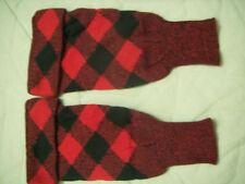 PIPER KILT HOSE TOPS Diced NEW    Black/Red Red/Green Red/White Black/White