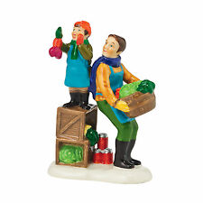 D56 Winter Fun at the Market Snow Village Department 56 2015 Accessory 4044869