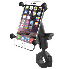 RAM Torque Handlebar / Rail Mount w/ X-Grip Holder for Cell Phone, iPhone & More