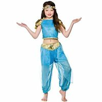Arabian Princess or Jasmine Blue - Kids Costume 8 - 10 years