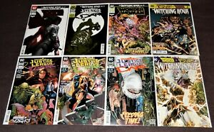 JUSTICE LEAGUE DARK 28-Issue Set by James Tynion IV + ANNUAL + WITCHING HOUR