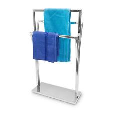 Handtuchständer Handtuchstange Handtuchhalter 3 Handtuchstangen Kleiderbutler