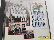 Christmas with the Vienna Boys' Choir by Johann Sebastian Bach CD