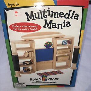 Ryans Room Multimedia Mania Furniture Set