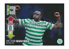 Panini Adrenalyn XL Champions League 12/13 - Victor Wanyama - Limited Edition