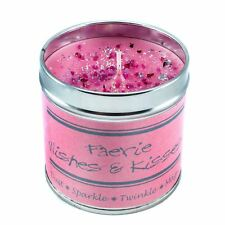 Best Kept Secret Seriously Scented Faerie Wishes & Kisses Fragranced Tin Candle
