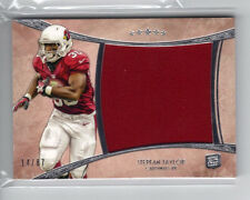 2013 Topps Five Star Football Stepfan Taylor RC Jumbo Jersey Relic #14/87