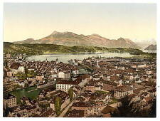 From Gutsch Lucerne A4 Photo Print
