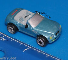 Micro Machines BMW Z3 ROADSTER BLUE Galoob CAR