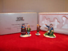 The Old Man And The Sea Dept 56 New England Village Set Of 3 1994 5655-3