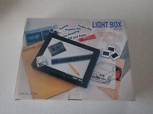 A4 LED Light Tracing Box Design Tattoo Stencil Artist Drawing Lightbox Pad Board
