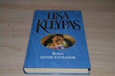 LISA KLEYPAS BODA ENTRE EXTRAÑOS  LIBRO