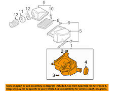 GM OEM Air Cleaner Box-Lower Bottom Housing Body 25733809