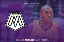 Pick your cards - Lot - 2019-20 Panini Mosaic 🏀 stars, inserts & parallels