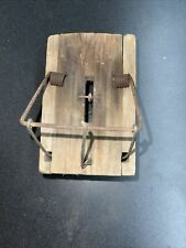 Vintage 44 California Pocket Gopher Trap Woodstream Corp Or Animal Trap Co?