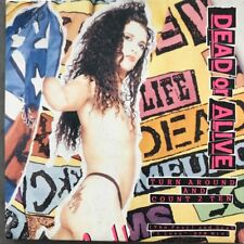 """DEAD OR ALIVE - Japanese 3"""" CD Maxi Release - Turn around and count II ten"""