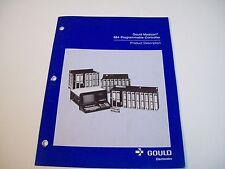 Gould Modicon Pi-884A-004 884 Programmable Controller Product Description